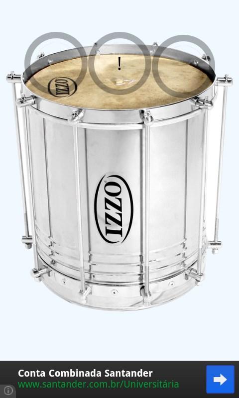 Samba Music Instruments – iSamba - Imagem 2 do software