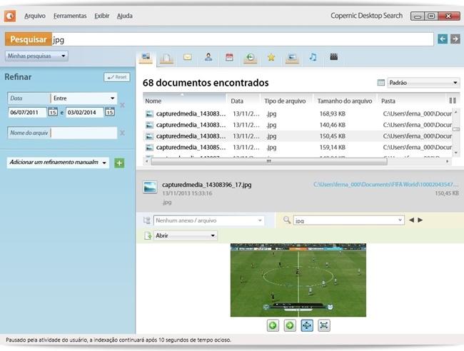 Copernic Desktop Search - Imagem 1 do software