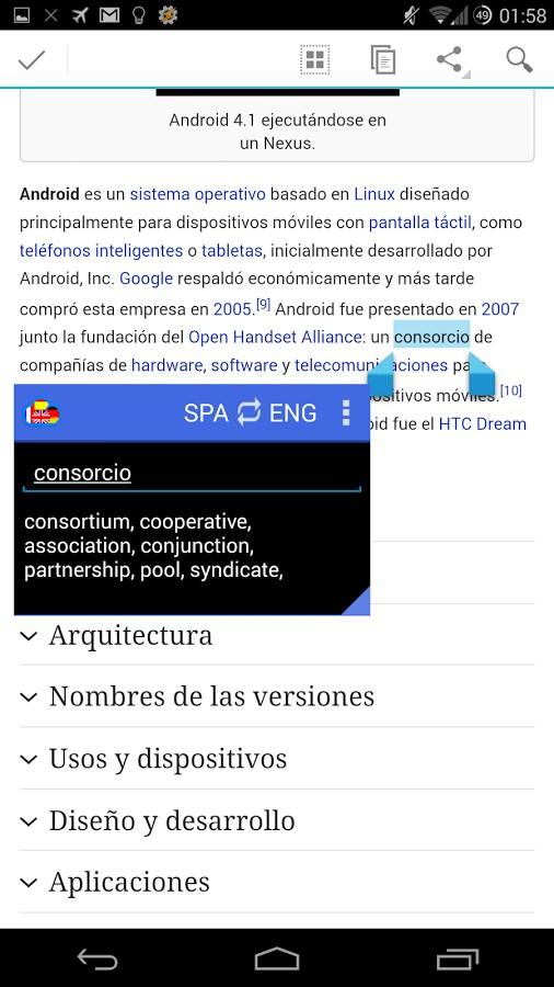 Floating Translator BETA - Imagem 1 do software