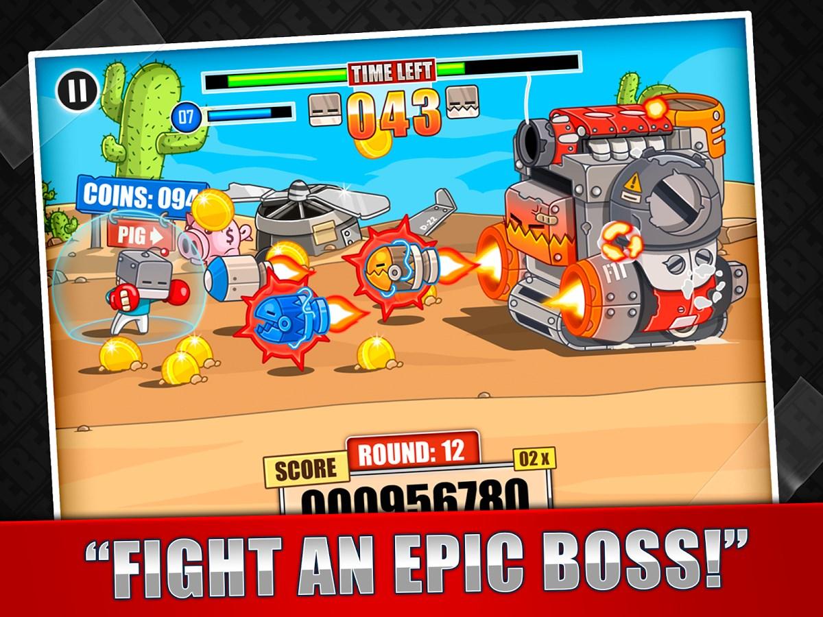Endless Boss Fight - Imagem 1 do software