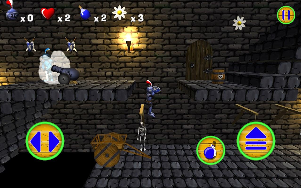 Knight Adventure - Imagem 1 do software