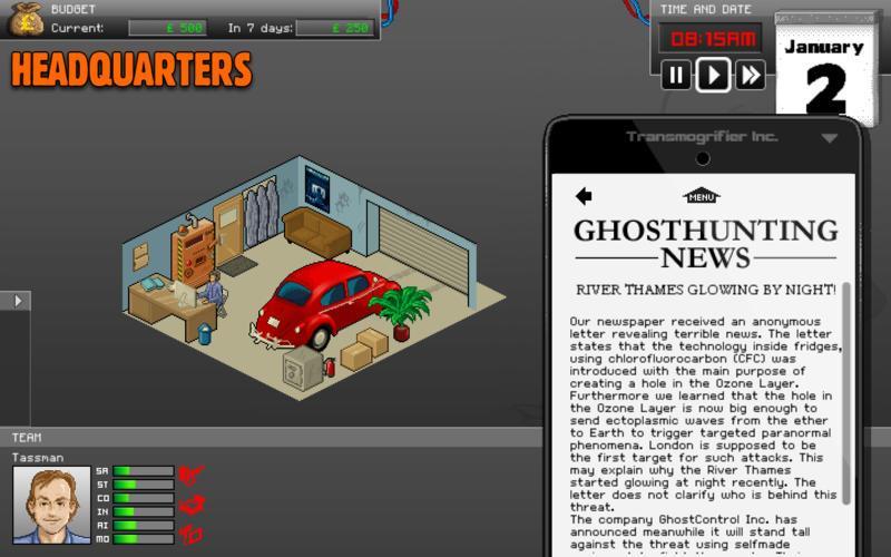 GhostControl Inc. - Imagem 2 do software