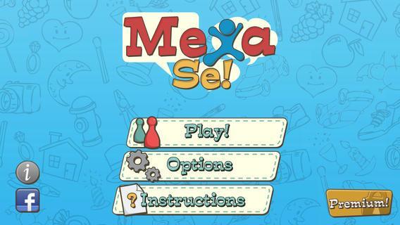 Mexa-se! O jogo de Mímica - Imagem 1 do software