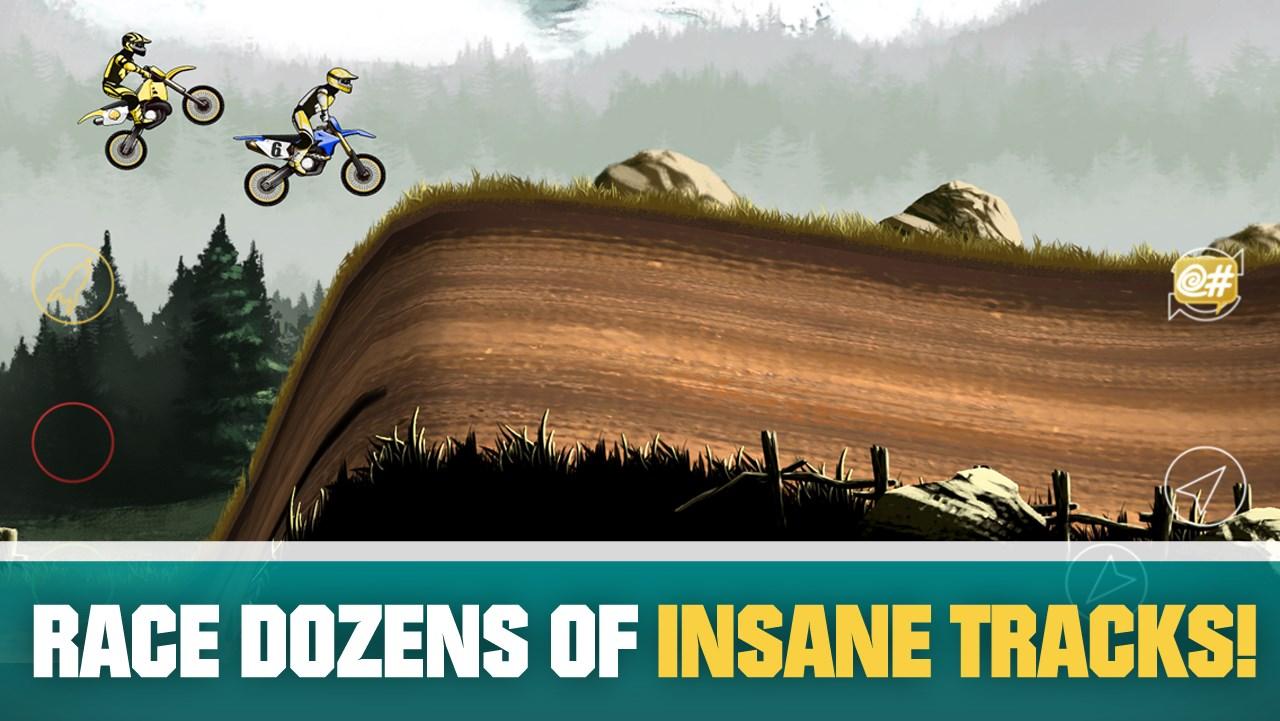 Mad Skills Motocross 2 - Imagem 1 do software