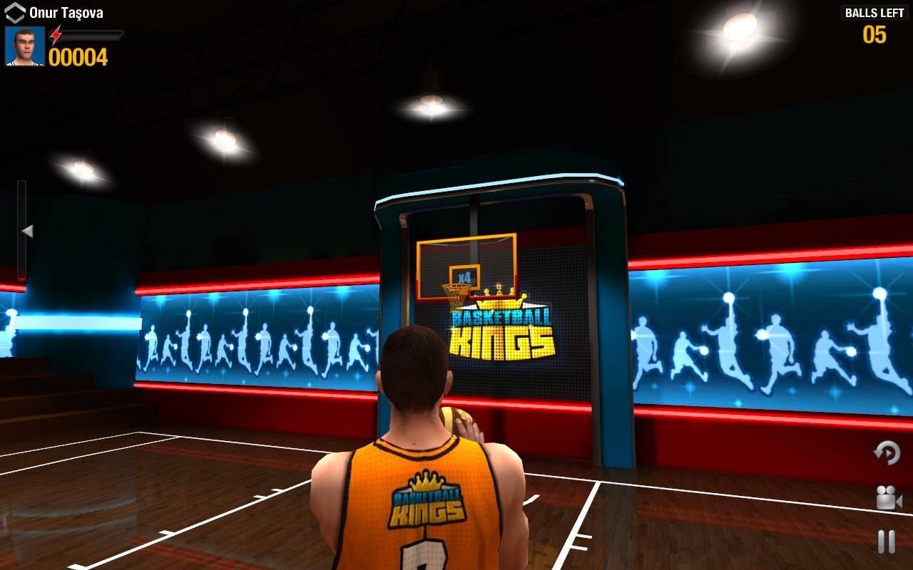 Basketball Kings - Imagem 1 do software