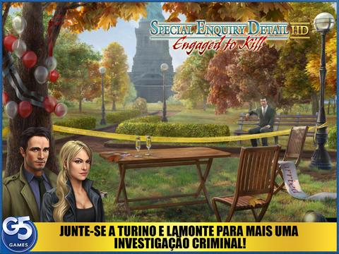 Special Enquiry Detail: Engaged to Kill HD - Imagem 1 do software
