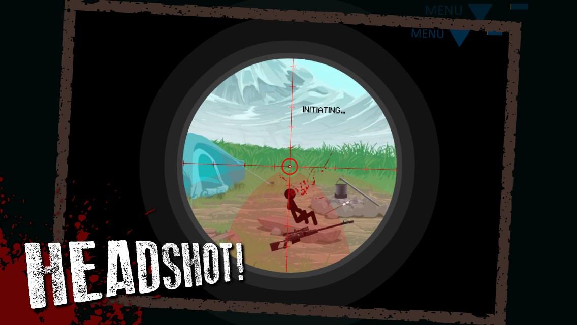 Clear Vision 3 -Sniper Shooter - Imagem 1 do software