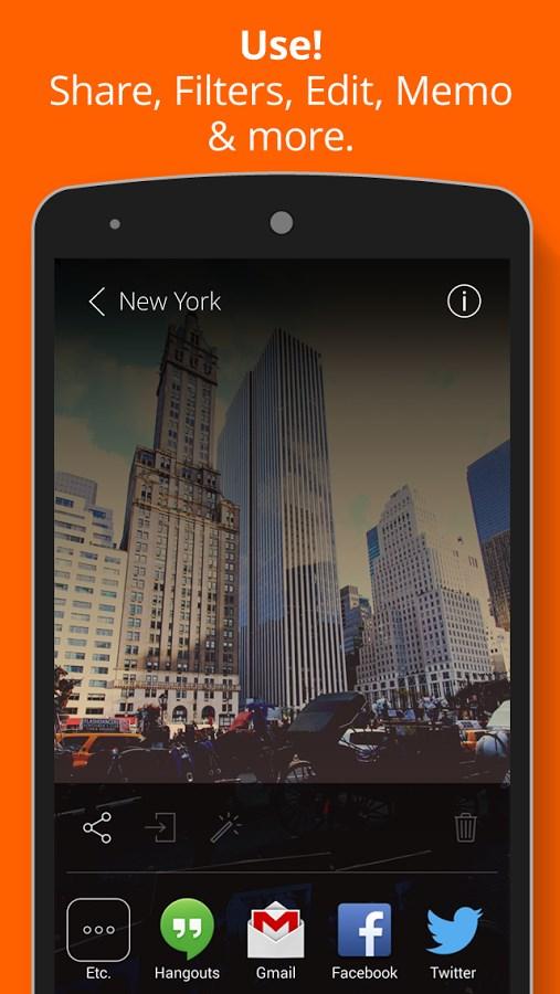Tidy – Photo Album - Imagem 2 do software