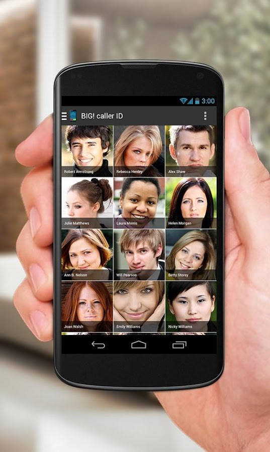 Full Screen Caller ID - BIG! - Imagem 2 do software