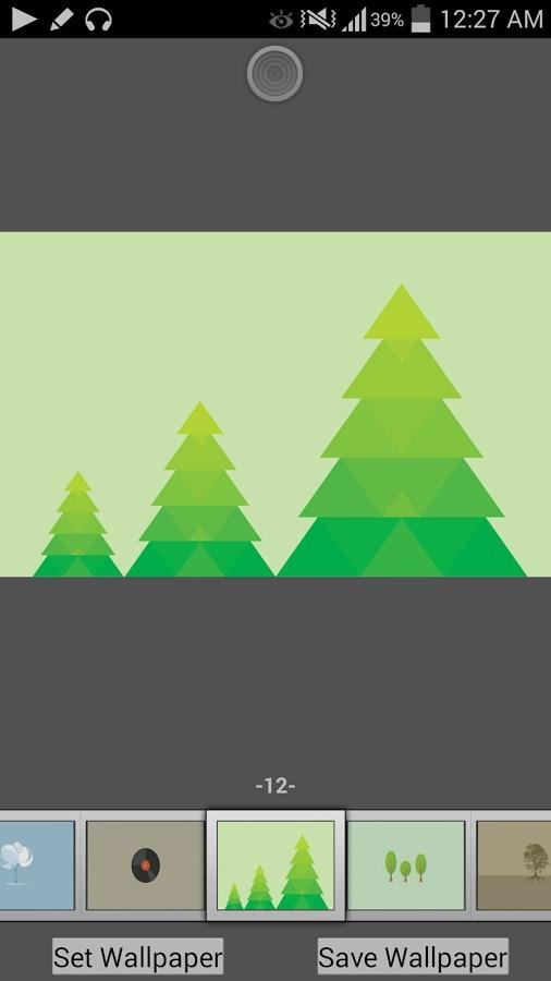 Minimal Wallpapers - Imagem 2 do software