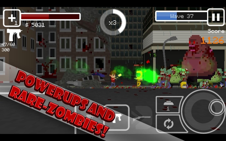 Undead Pixels: Zombie Invasion - Imagem 1 do software
