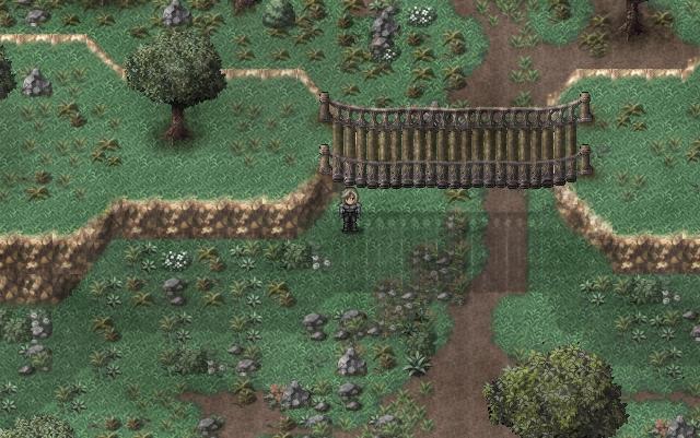 Sim, este game foi feito no VX Ace!