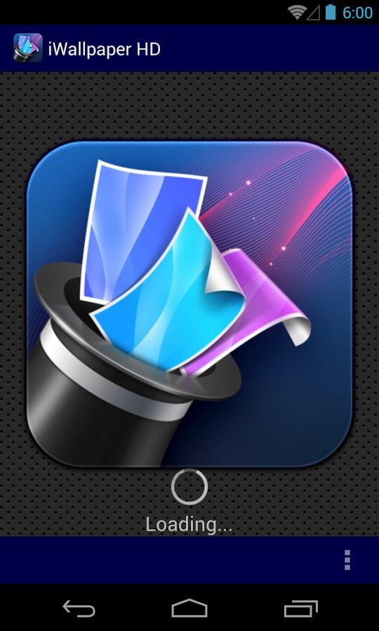 iWallpaper HD - Imagem 1 do software