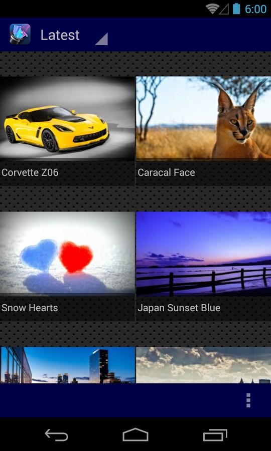 iWallpaper HD - Imagem 2 do software