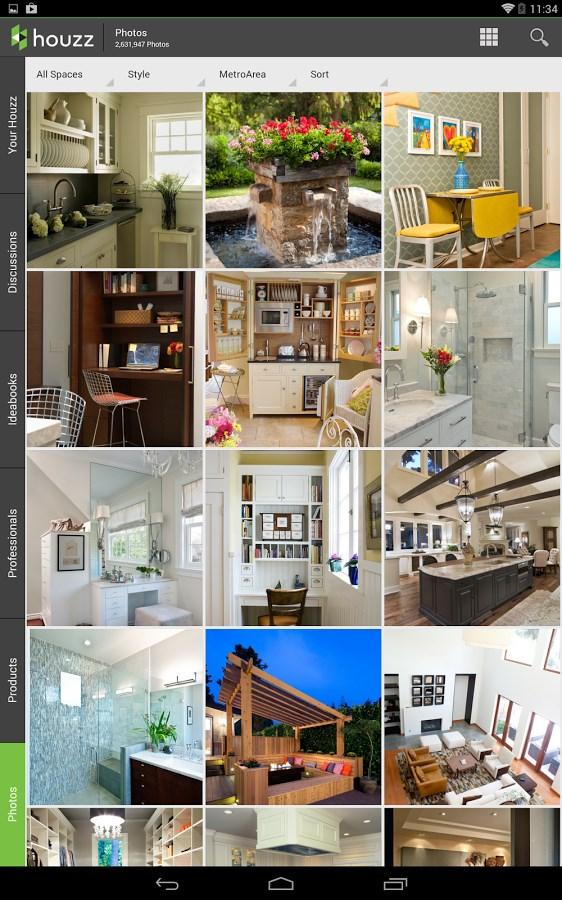 Houzz Interior Design Ideas - Imagem 2 do software
