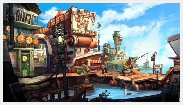 Chaos on Deponia - Imagem 1 do software