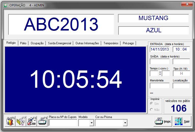 ABC-Park - Imagem 1 do software