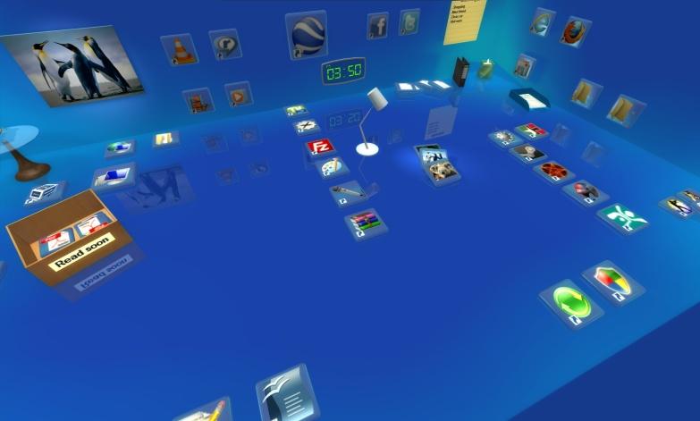Real Desktop - Imagem 1 do software