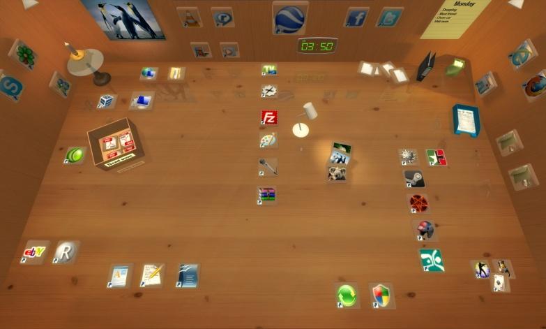 Real Desktop - Imagem 2 do software
