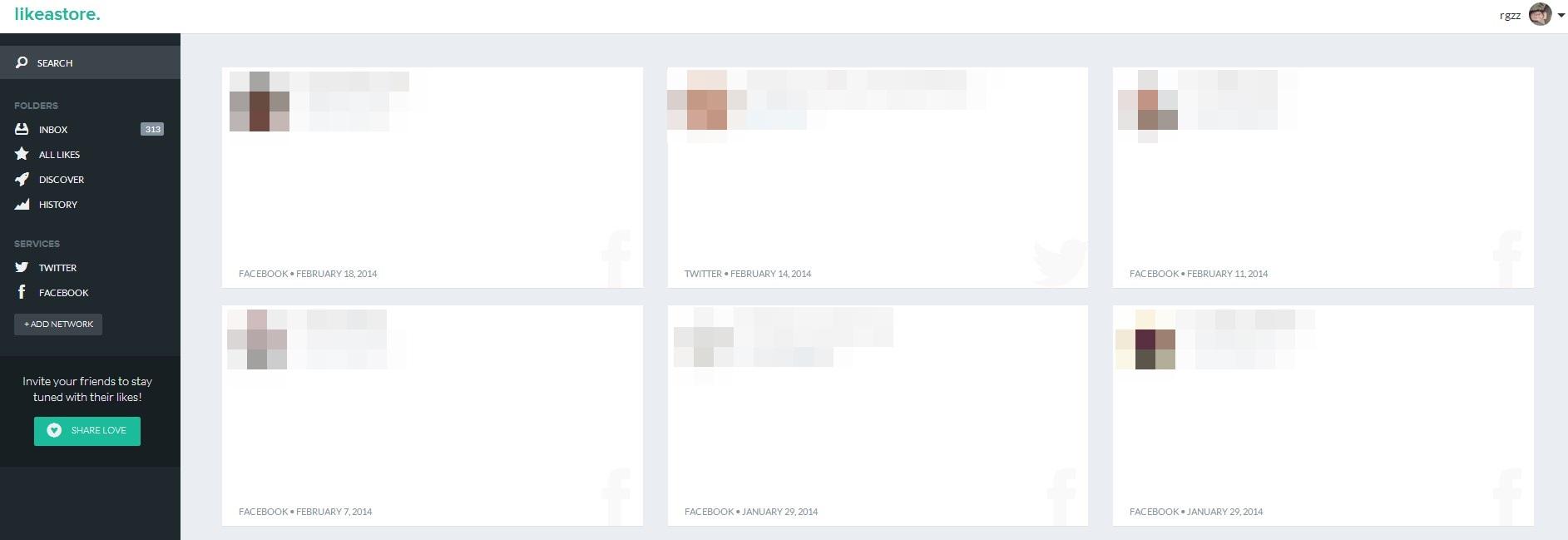 Likeastore - Imagem 1 do software