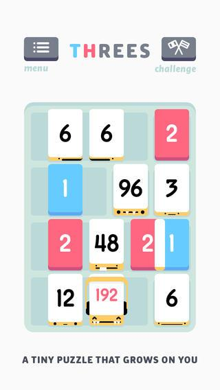 Threes! - Imagem 2 do software
