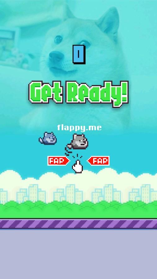 Flappy Doge - Imagem 1 do software