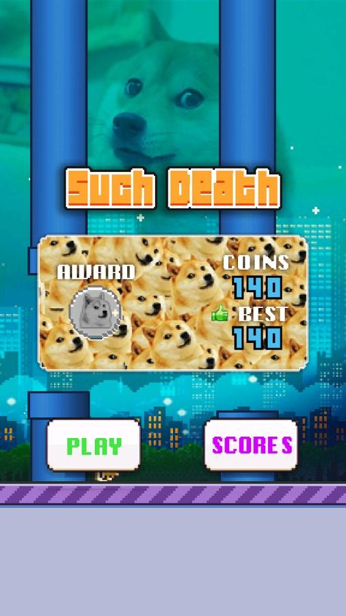 Flappy Doge - Imagem 2 do software