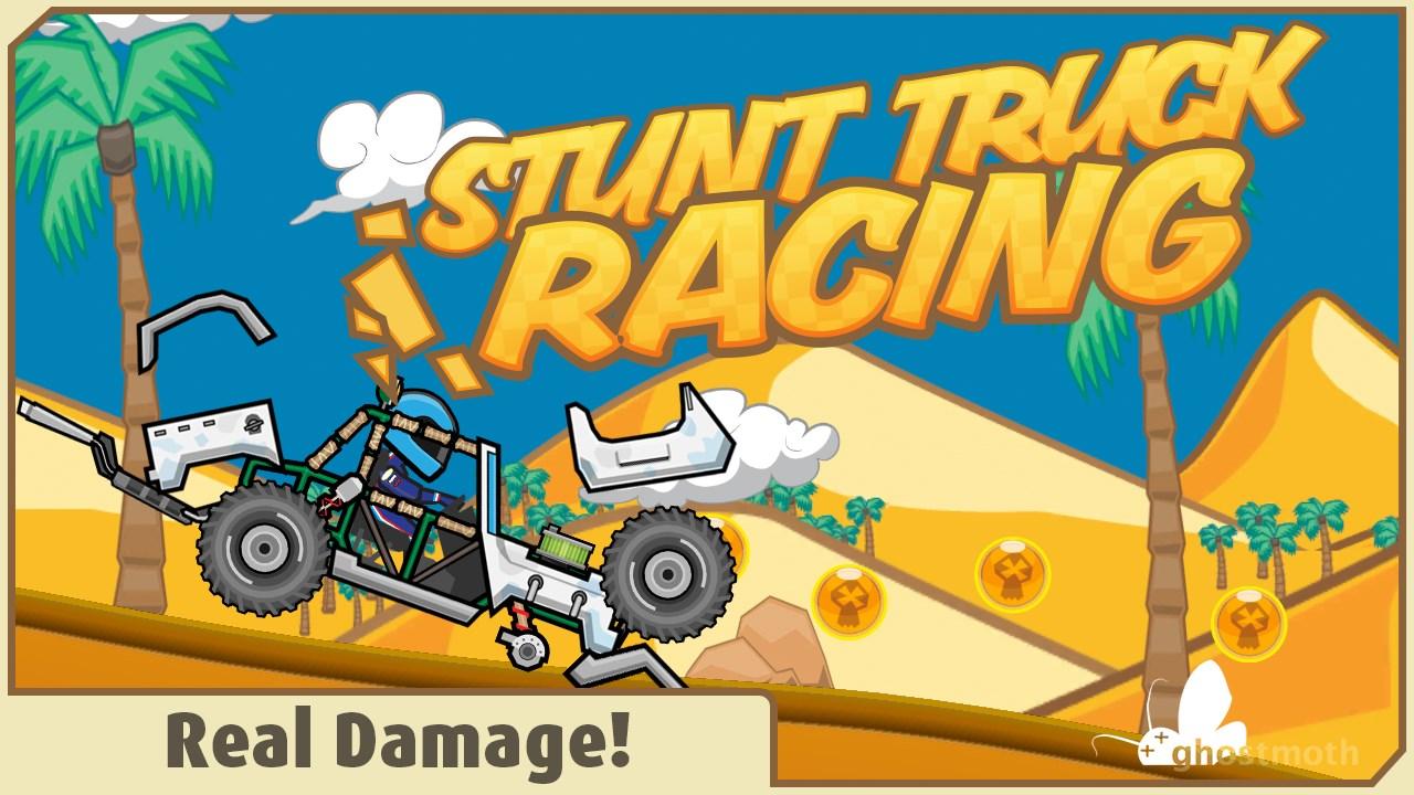 Stunt Truck Racing - Imagem 1 do software