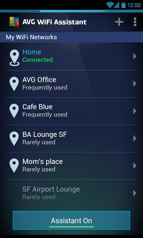 WiFi Hotspot On/Off Manager - Imagem 1 do software