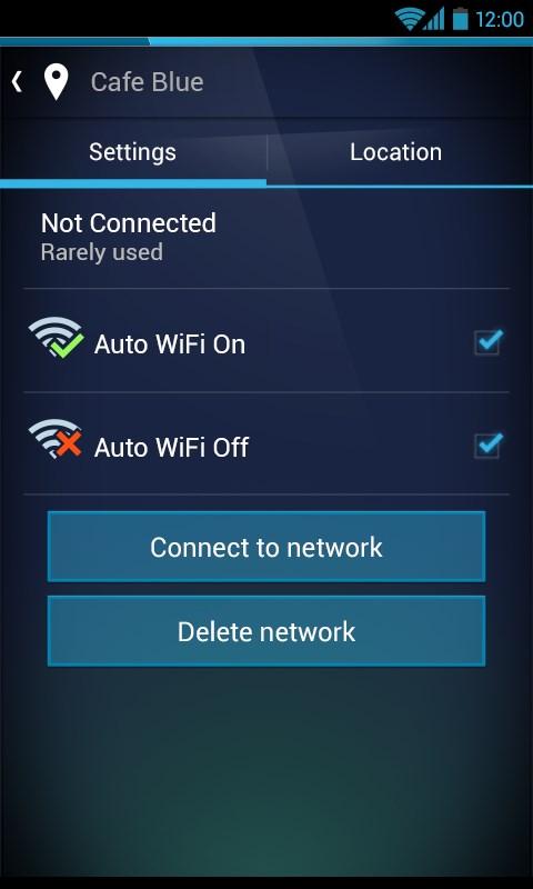 WiFi Hotspot On/Off Manager - Imagem 2 do software