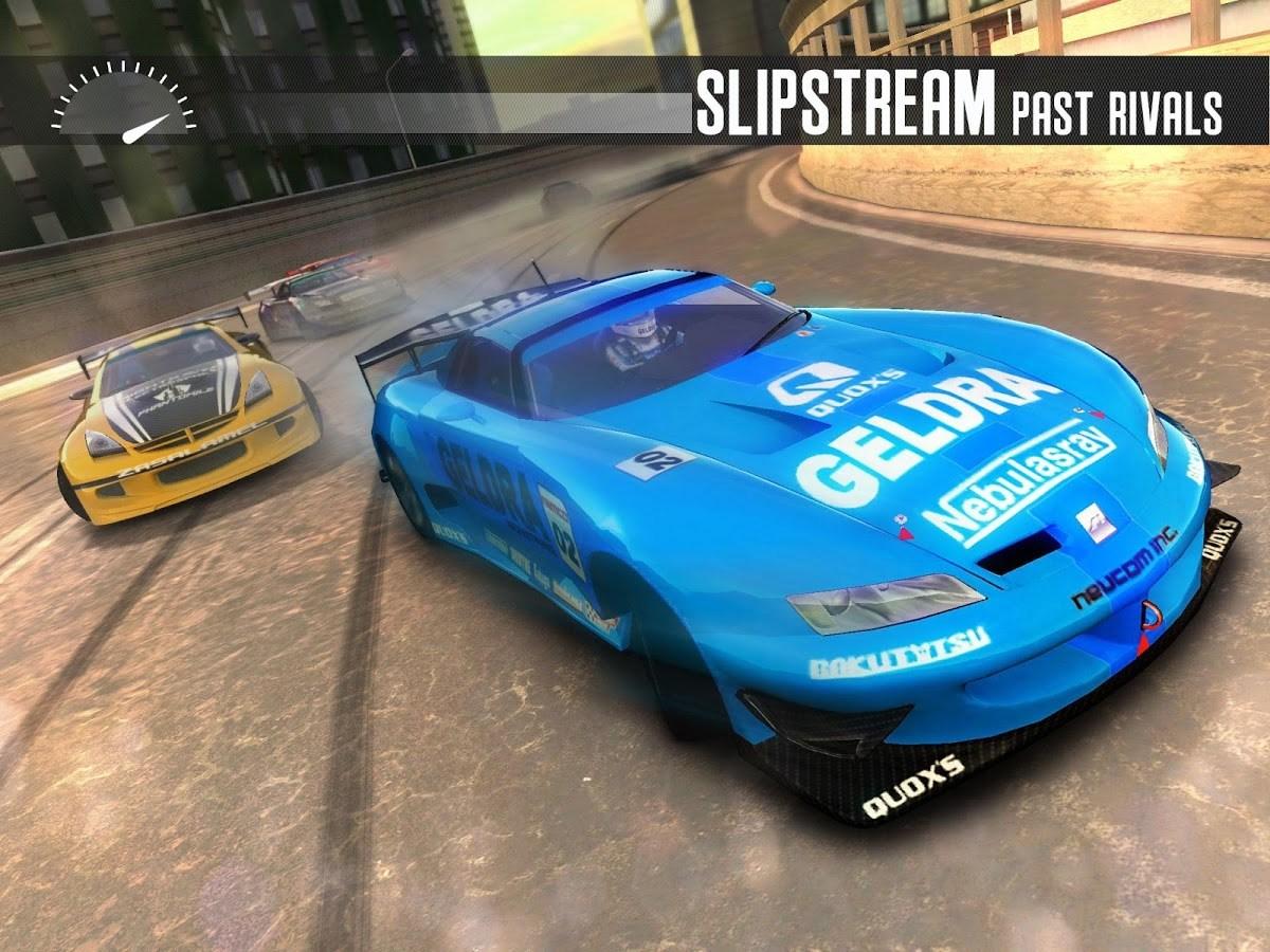 Ridge Racer Slipstream - Imagem 1 do software