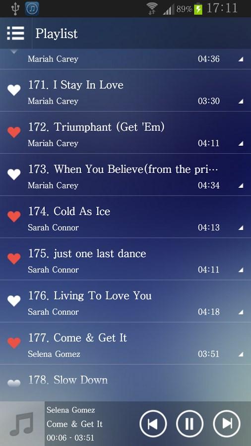 Music Player MXBox - Imagem 1 do software