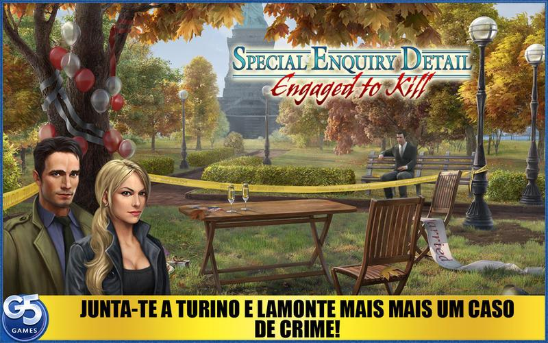 Special Enquiry Detail: Engaged to Kill (Full) - Imagem 1 do software