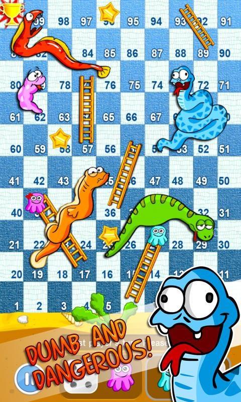 Snakes & Ladders Aquarium FREE - Imagem 1 do software