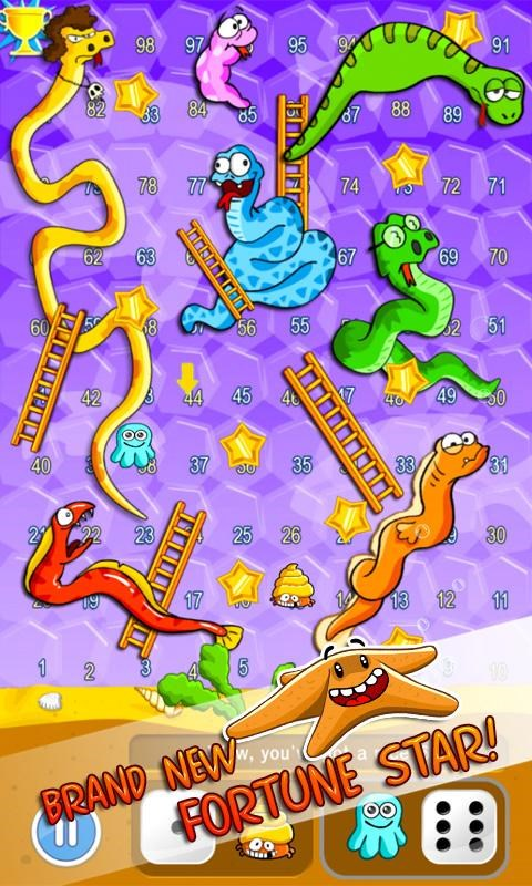 Snakes & Ladders Aquarium FREE - Imagem 2 do software