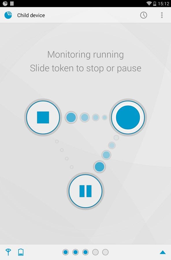 Dormi – Baby Monitor - Imagem 2 do software