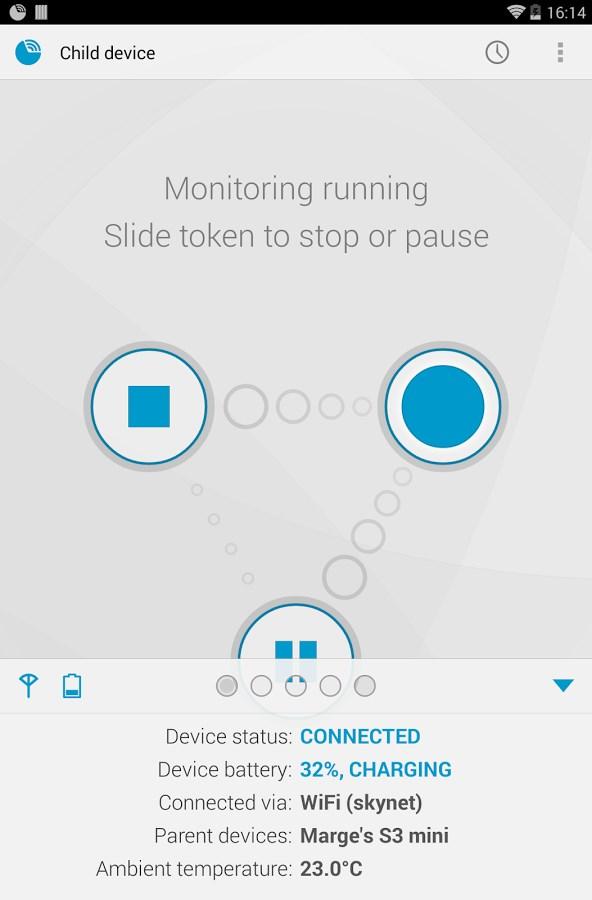 Dormi – Baby Monitor - Imagem 1 do software