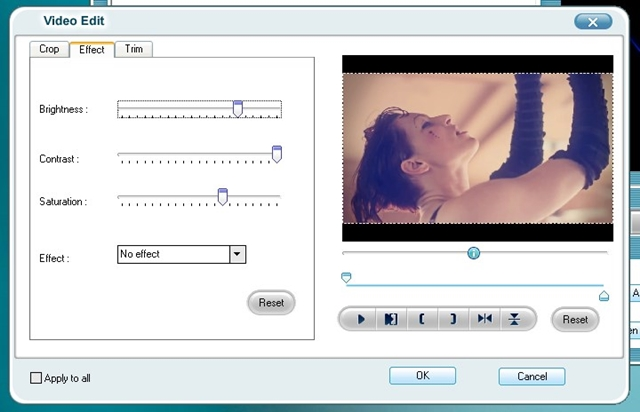 iOrgSoft AVI Converter - Imagem 1 do software