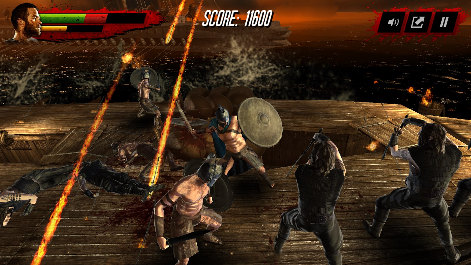 300: Seize Your Glory - Imagem 1 do software