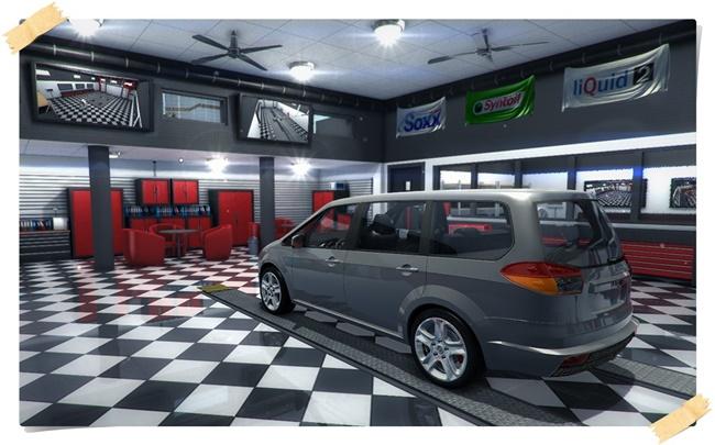Car Mechanic Simulator 2014 - Imagem 1 do software