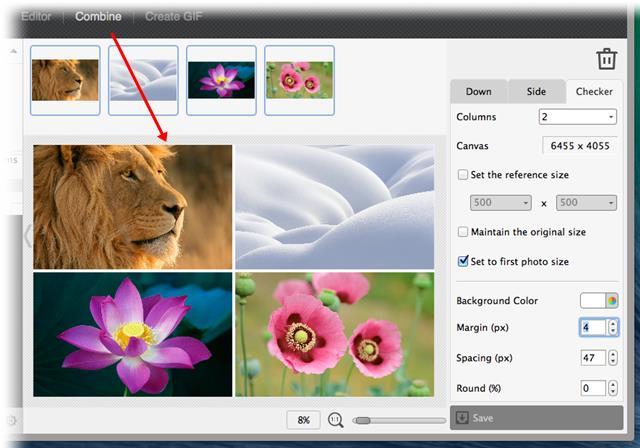 Photoscape X - Imagem 2 do software