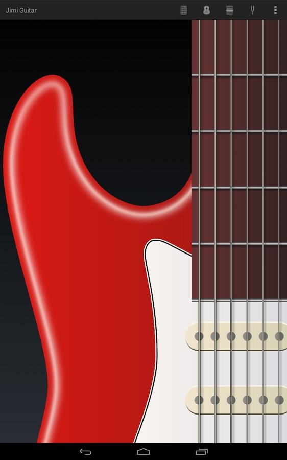 Jimi Guitar Lite - Imagem 1 do software