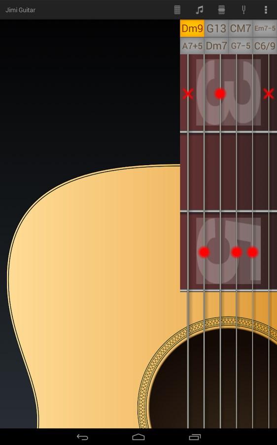 Jimi Guitar Lite - Imagem 2 do software