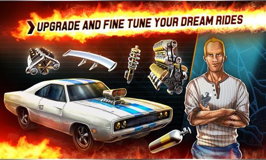 Hot Rod Racers - Imagem 1 do software