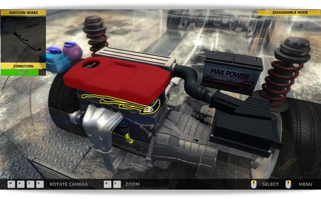 Car Mechanic Simulator 2014 - Imagem 2 do software