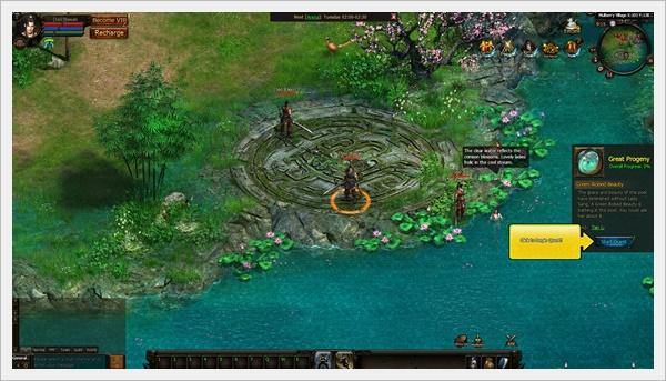 Sangue e Jade - Imagem 1 do software