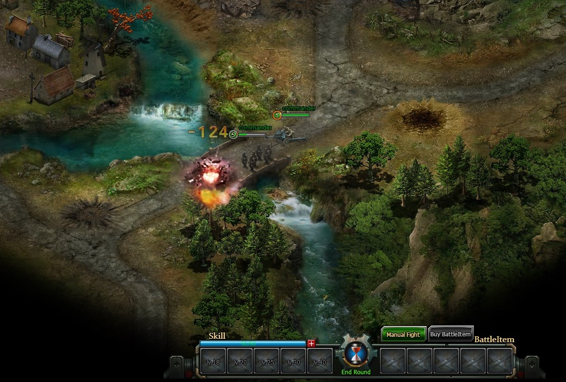 General War: Memories - Imagem 1 do software