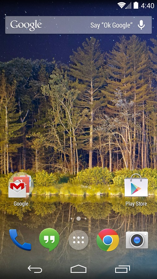 Google Now Launcher - Imagem 1 do software