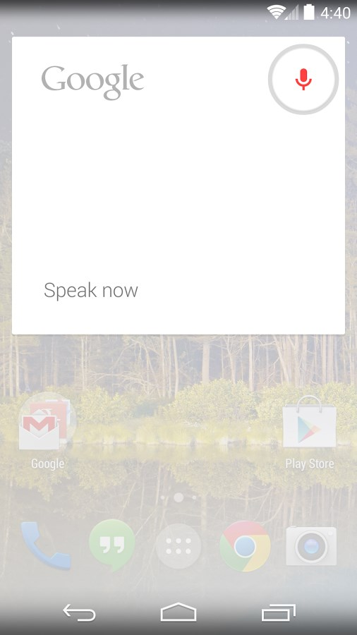 Google Now Launcher - Imagem 2 do software