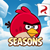 Logo Angry Birds Seasons ícone